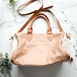 PIETRO ALESSANDRO VINTAGE Satchel Crossbody Bag
